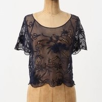 Bamboo Mesh Top - Anthropologie.com