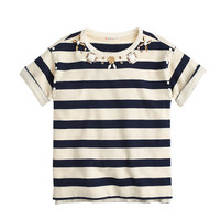 crewcuts Girls Striped Necklace