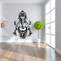 Yoga Wall Sticker Living Room Decoration Stickers [4923126020]