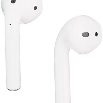 Apple Airpods Wireless Bluetooth Headset for iPhones with iOS 10 or Later White (Certified Refurbished)