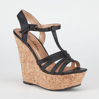 De Blossom Asi Womens Shoes Black  In Sizes