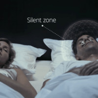 CLICK HERE to support SILENT PARTNER quiets snoring noise like magic