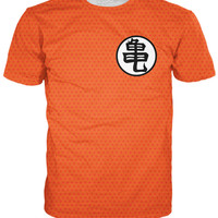 Dragon Ball Master Unique Double-Sided T-Shirt