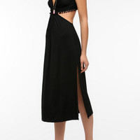 Urban Outfitters - 6 Shore Road 9pm Cutout Midi Dress