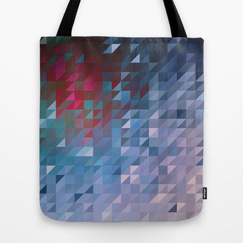 Shifted Tote Bag by DuckyB (Brandi)