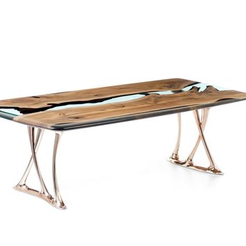 Osso 270 Resin Dining Table