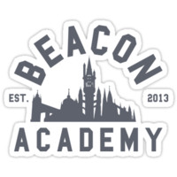 Beacon Academy - RWBY by Elysian Shop
