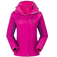 The North Face women's emergency clothes
