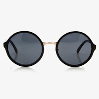Round+Junction+Sunglasses
