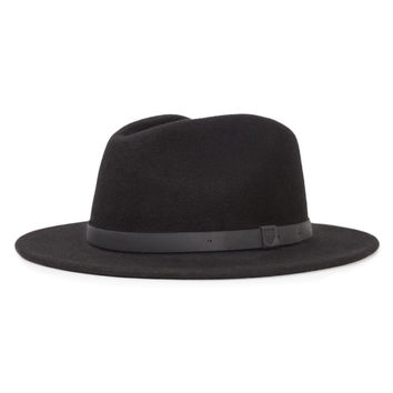 Brixton - Messer Fedora - Black