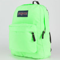Jansport Superbreak Backpack Sulphuric Green One Size For Men 17560551101