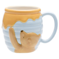 Zak! Winnie the Pooh Ceramic Sculpted Mug | Wayfair