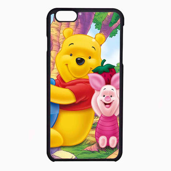 winnie the pooh and-piglet FOR IPHONE 6 CASE NEWEST **