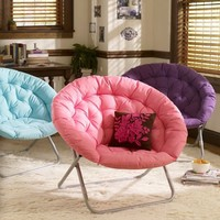 Solid Hang-A-Round Chair | PBteen