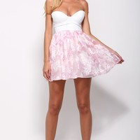 Feel The Love Dress Pink