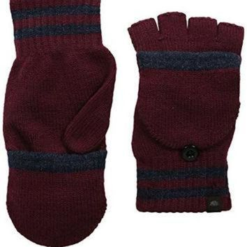 ESB1O Timberland Men's Fingerless Mitten, Port, Small