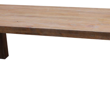 Loft Dining Table in Reclaimed Wood