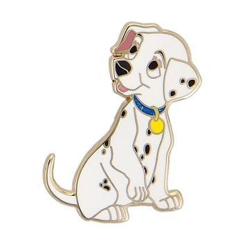 Disney Parks Dalmatian Pin New with Card