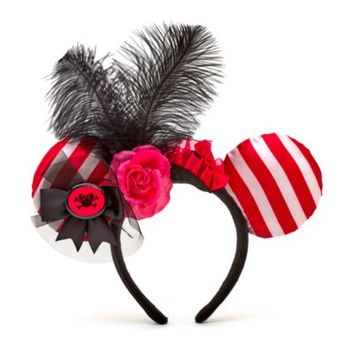 Disneyland Paris Minnie Mouse Pirate Ears | Disney Store