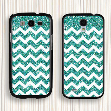 simple style,Samsung case,chevron Note3 case,blue Note2 case,sparkling,Galaxy S4 case,Galaxy S3 case,Galaxy S5 case,011