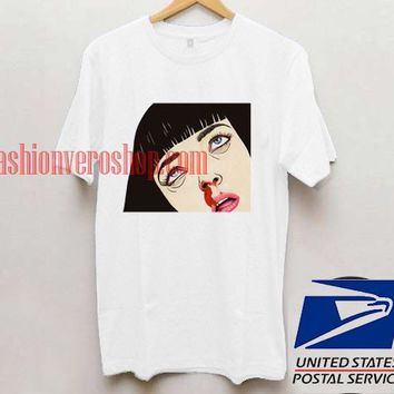 Pulp Fiction T shirt Unisex adult mens t shirt and women t shrt