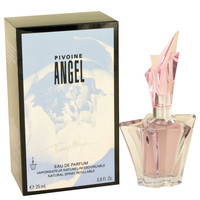 Angel Peony By Thierry Mugler Eau De Parfum Spray Refillable .8 Oz