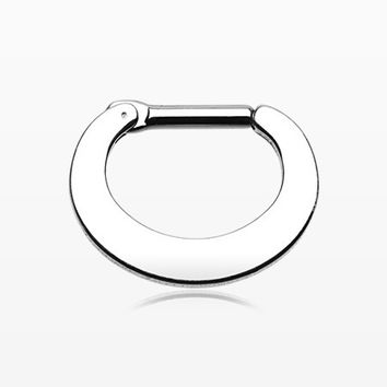 Basic Steel Loop Septum Clicker