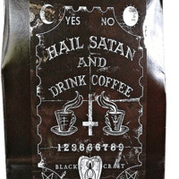 Hail Satan And Drink Coffee - Coffee 1lb