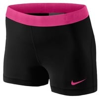 "Nike Pro 3"" Compression Shorts - Women's at Eastbay"