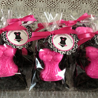 CORSET SOAPS, Bachelorette Party Favors, Bridal Shower Favors, Wedding Favors