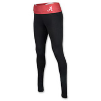 Women's College Concepts Alabama Crimson Tide Team Leggings