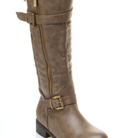 Two Lips Ladies' Too Joker Boot In Brown - Beyond the Rack