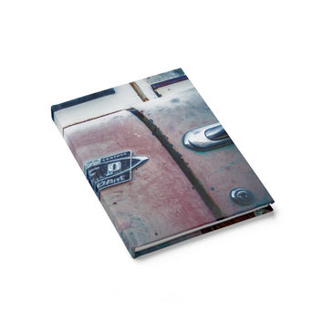 Jeep Thing Journal - Ruled Line