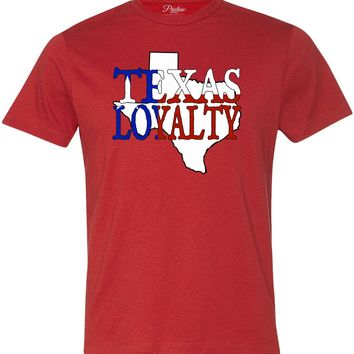Texas Loyalty T-Shirt