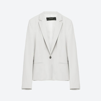 BASIC BLAZER - BLAZERS-WOMAN | ZARA United Kingdom