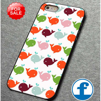 Preppy Whale for iphone, ipod, samsung galaxy, HTC and Nexus Phone Case