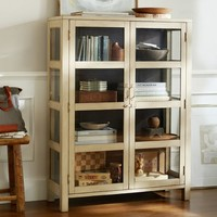 Dylan Glass Cabinet