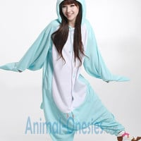 Owl Animal Onesuit Kigurumi Costume Cotton Adult Pajamas