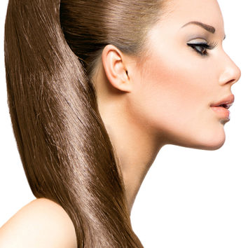 """16"""" Clip In Hair Extensions: No 5 Light Ash Brown"""
