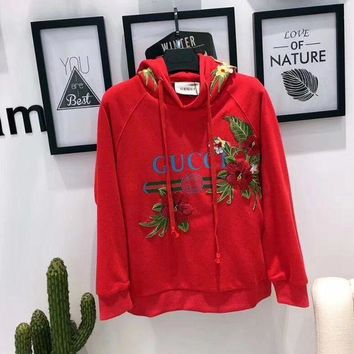 6c97a956496 DCCK  Gucci   Women Hot Hoodie Cute Sweater
