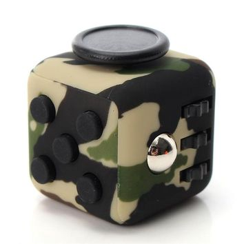 Family Friends party Board game High Quality Fidget Cube Children Adults Stress Relief Cubes Multi Colors Dice s Christmas Gifts for Friends/Family AT_41_3