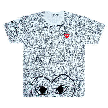 "COMME des GARCONS x Matt Groening ""Binky & Sheba PLAY"" Capsule Collection"