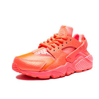 NIKE WOMEN'S AIR HUARACHE RUN PREMIUM - HOT LAVA | Undefeated