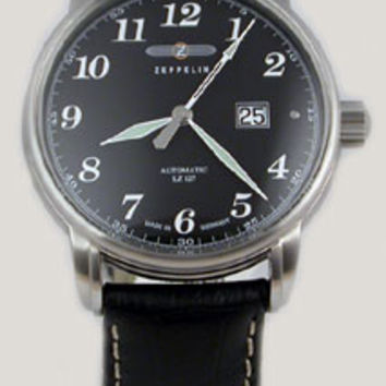 Graf Zeppelin LZ127 Big Date Automatic Watch 7652-2