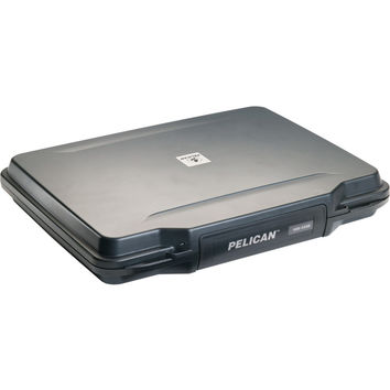 "Pelican 14"" Watertight Hardback Case With Pick 'n' Pluck Foam Liner"