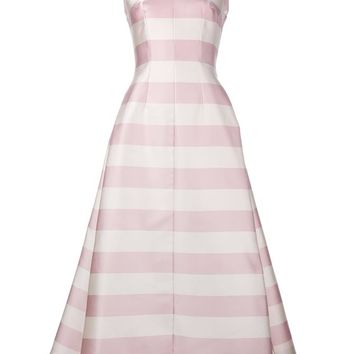 Fiona Stripe Sleeveless Dress - EMILIA WICKSTEAD