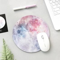 Marbled Planet Mouse Pad for Home Office