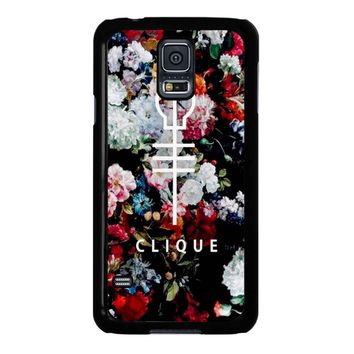 Twenty One Pilots Skeleton Clique 2 Samsung Galaxy S5 Case