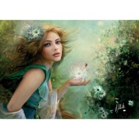 Clementoni Fairies Herald of Spring Jigsaw Puzzle (1000) | Clementoni Jigsaw Puzzles | Jigsaw Paradise Australia