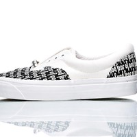 QIYIF VANS X FEAR OF GOD ERA 95 WHITE/BLACK